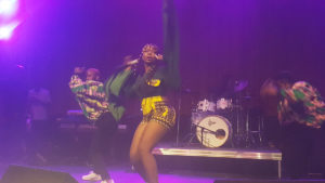 No magic at Yemi Alade concert in Minneapolis