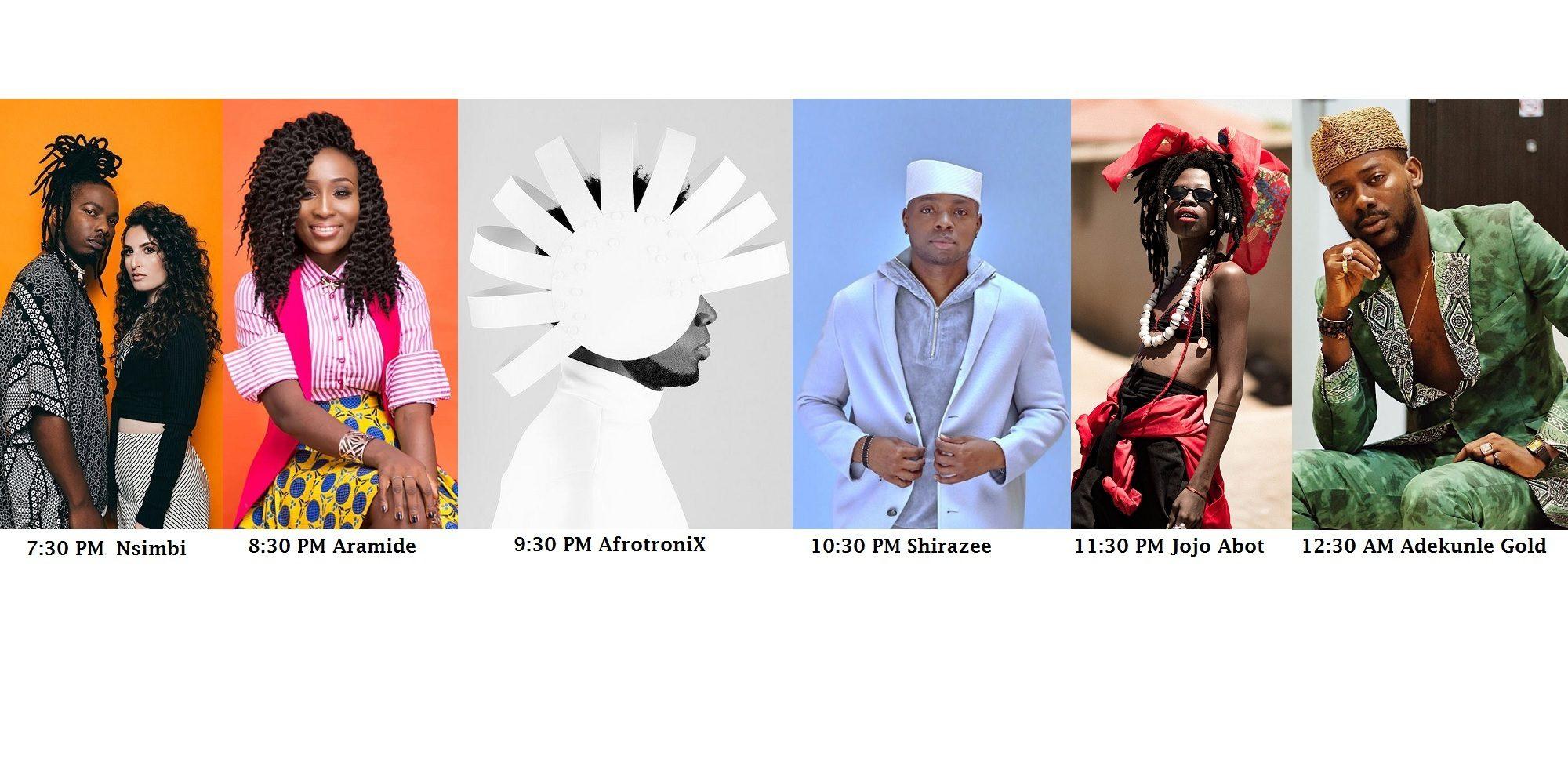 Meet the Artists of Afropop Worldwide's SXSW Showcase
