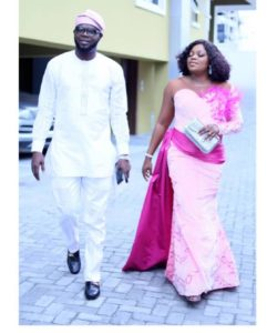 Funke Akindele-Bello & JJC stole our Hearts at TeddieMak