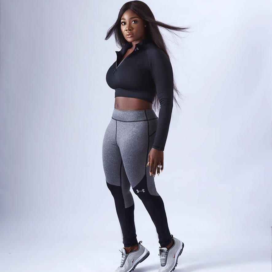 Mercy Johnson-Okojie is all about the Magic for her Weight Loss in New Project