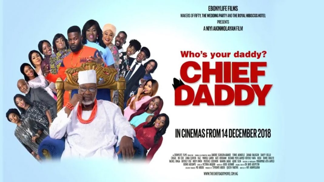 """Chief Daddy"" debuts on Netflix"