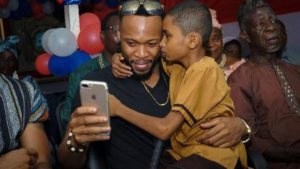 Flavour Builds School For The Bind In Liberia