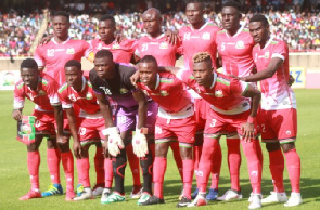 AFCON Qualifier: Kenya coach names strong XI to face Ghana