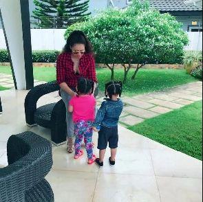 Mothering my children is my greatest achievement – Nadia Buhari