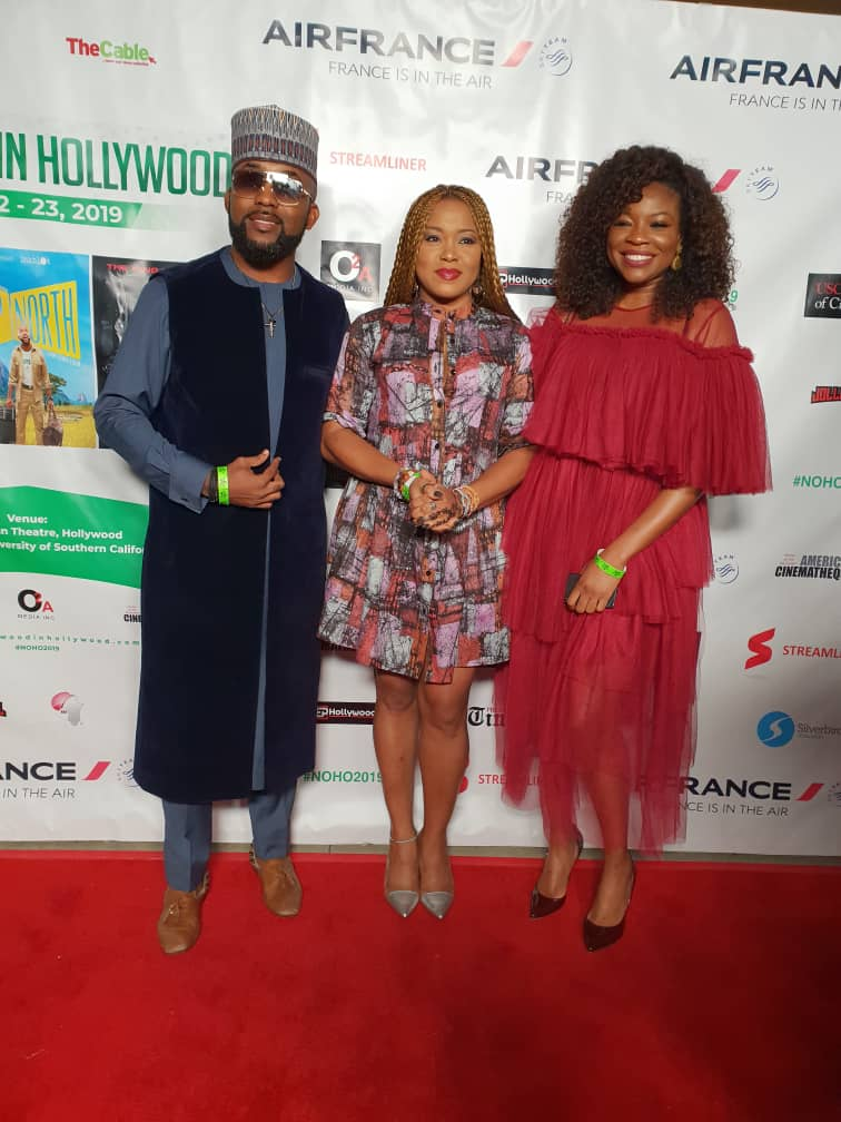 #BNxAirFranceinHollywood: All You Missed From the Screening of Up North at the Nollywood in Hollywood Showcase in Los Angeles