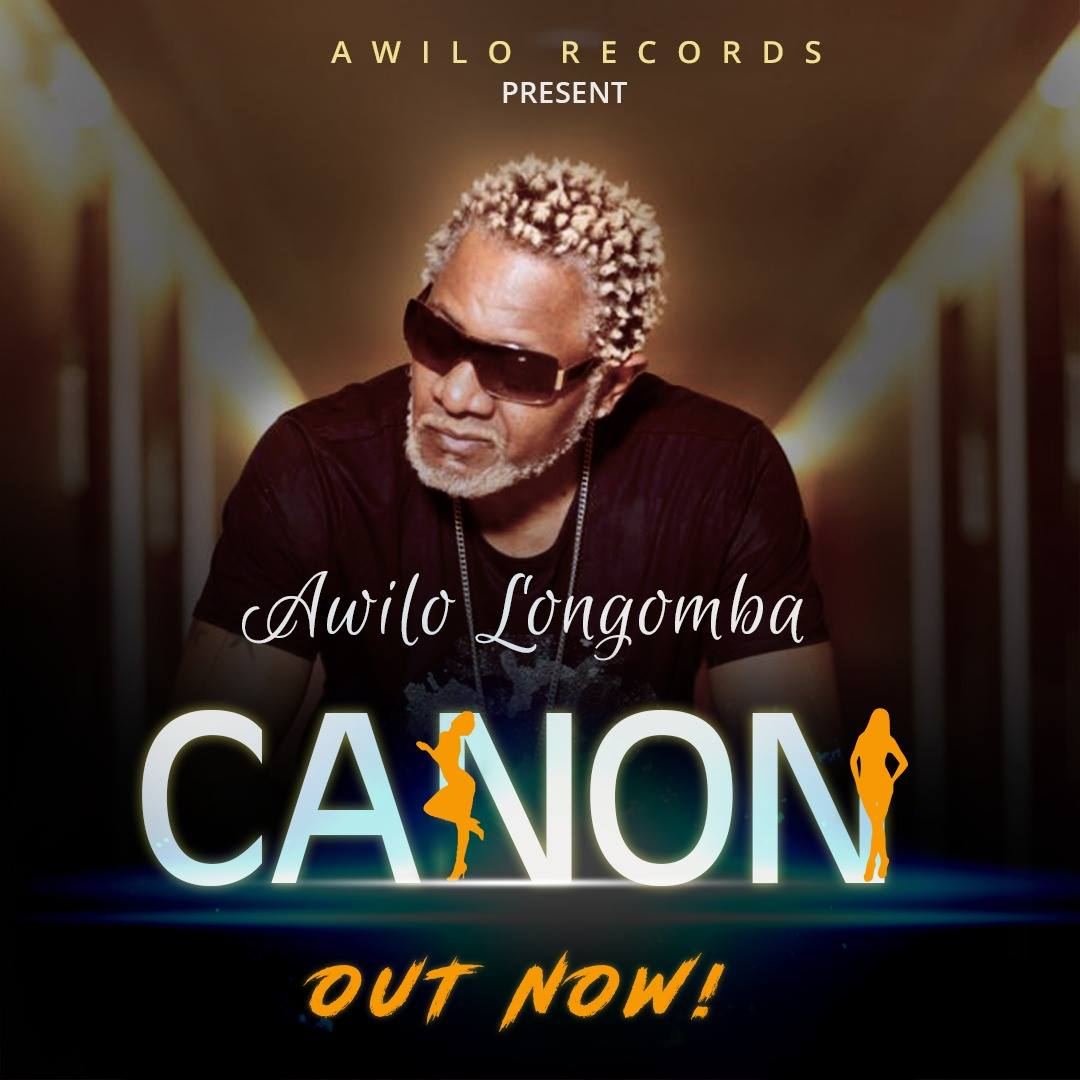New Single from Awilo Longomba-Canon