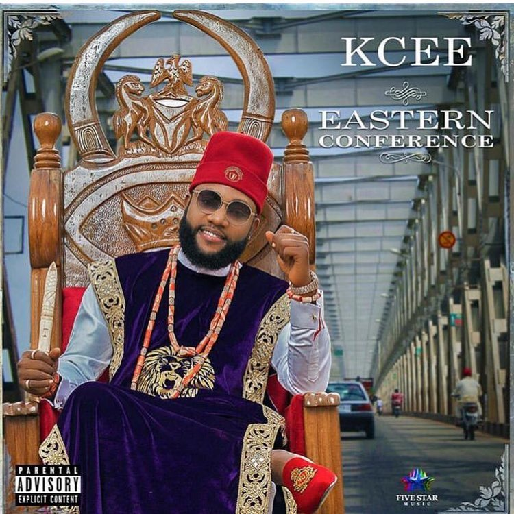 "Listen to KCee's New Album ""Eastern Conference"" on WAT Now!"