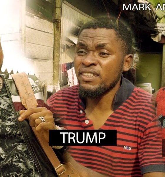 "Watch this Hilarious New Skit ""Trump"" from Mark Angel Comedy"