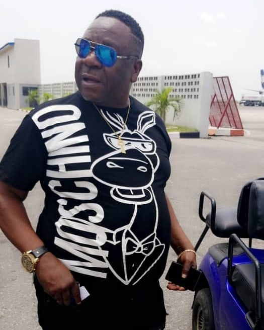 "Mr Ibu: ""My Sister Started Stroke Rumour"""