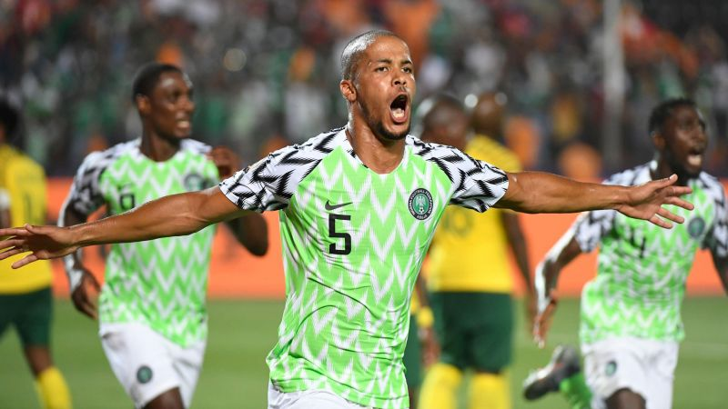 Late winner sends Nigeria into AFCON semi-finals