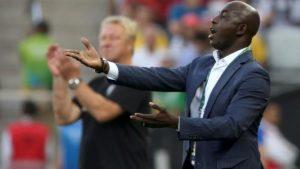 FIFA bans former Nigeria coach Samson Siasia for life following a match fixing probe