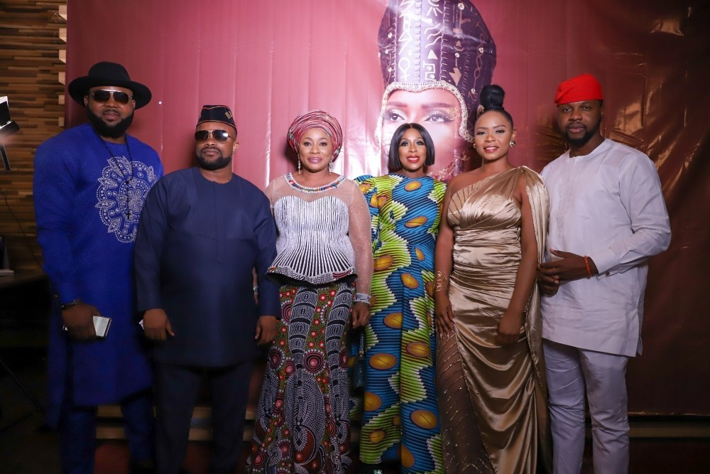"Yemi Alade's ""Woman of Steel"" Album Listening/""Home"" Premiere was Star-Studded 