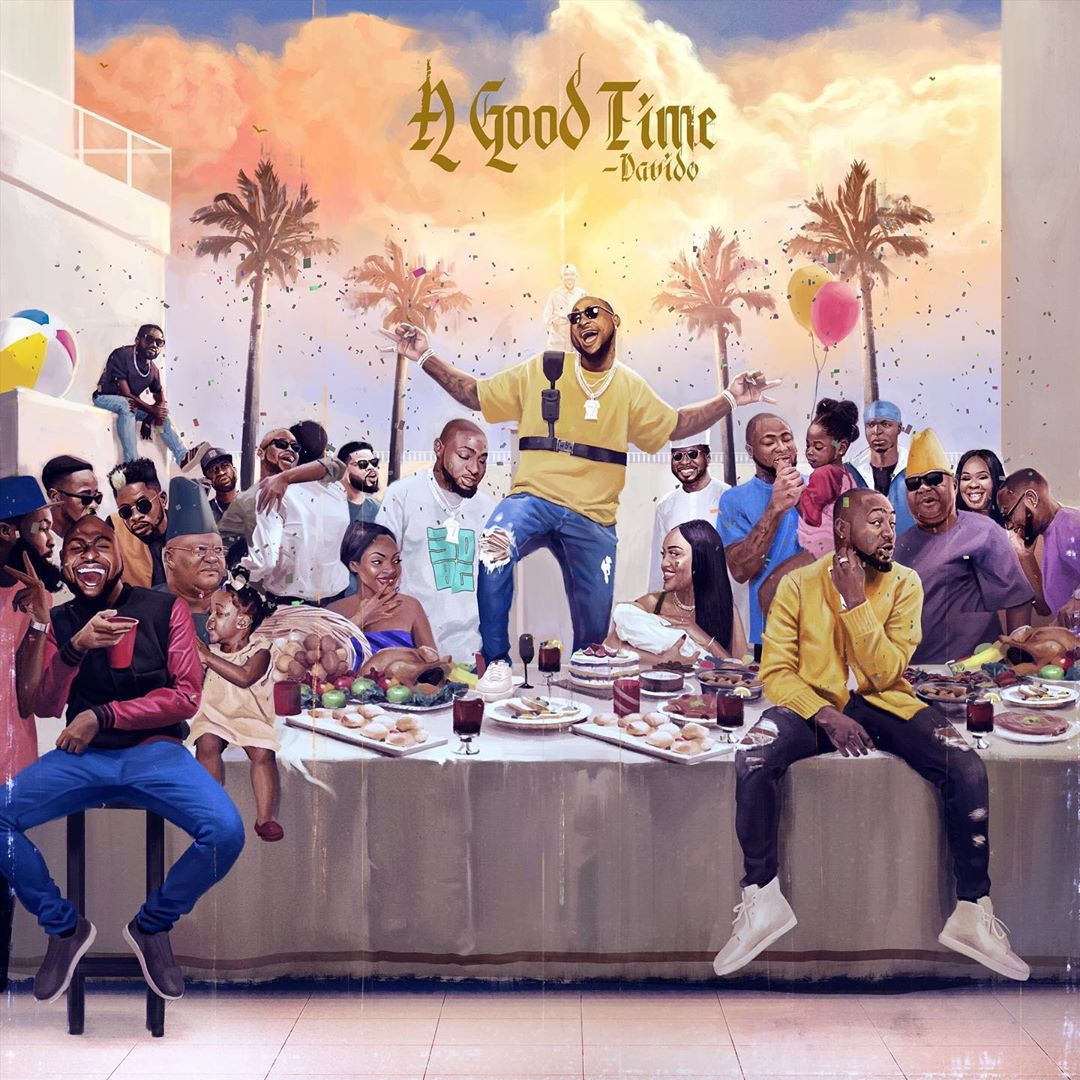 New Video: Davido Feat. Wurld, Naira Marley & Zlatan – Sweet In The Middle