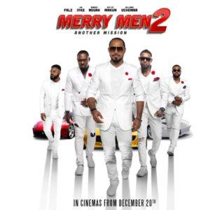 Merry Men 2  The Real Yoruba Demons (Release Date: December 20th) Cast: AY Makun, Ramsey Nouah, Falz, Jim Iyke & More