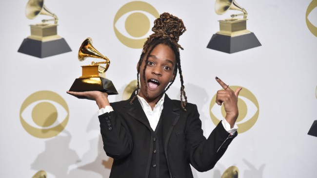 Koffee Wins Grammy Award For Best Reggae Album
